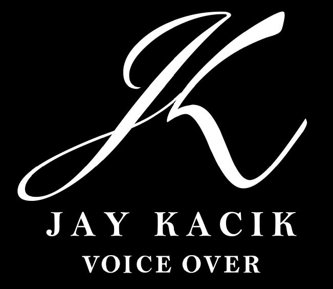Jay Kacik, Voice Over